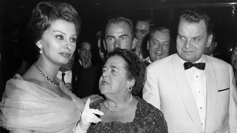 berlinale Sophia Loren Alfred Bauer