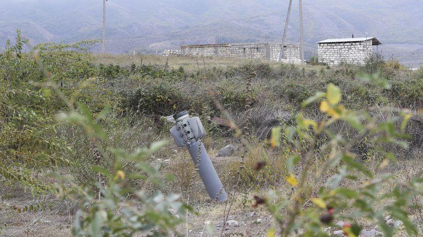 Arménsko / Náhorný Karabach / Azerbajdžan /...