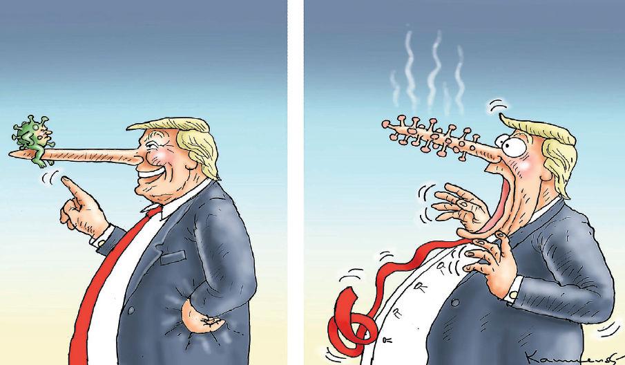 Karikatúra 03.10.2020
