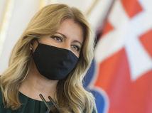 Čaputová požiadala o stretnutie Bezpečnostnej rady k testovaniu. Matovič sa jej ospravedlnil