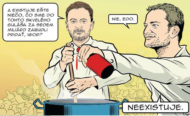 Karikatúra 06.10.2020