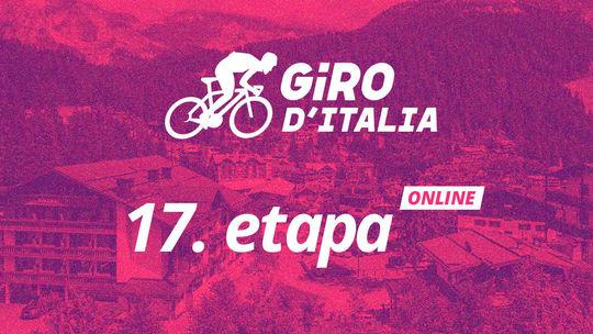 Giro, 17. etapa