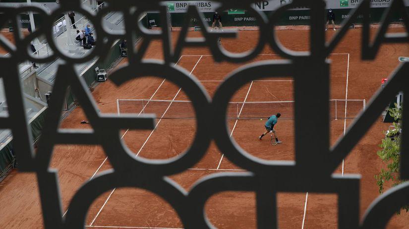 Roland Garros, ilustračná
