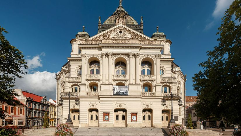 Statne divadlo Kosice