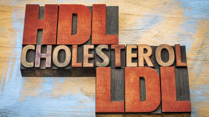 cholesterol, HDL, LDL