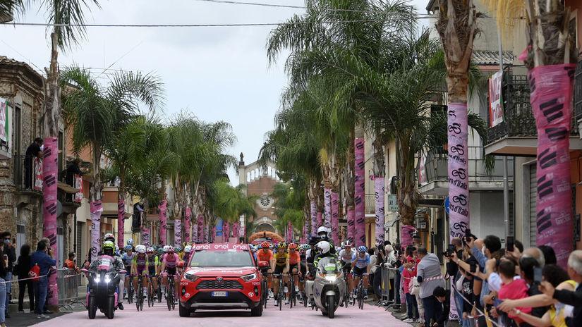 Giro, 5. etapa