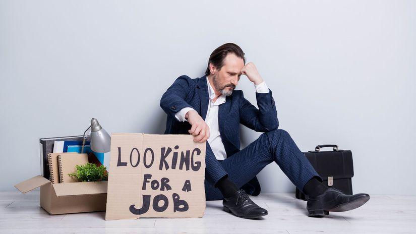 výpoveď, práca, nezamestnanosť, nezamestnaný