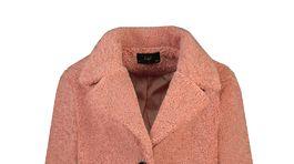 Dámsky plyšový kabát F&F, predáva sa za 39,99 eura.