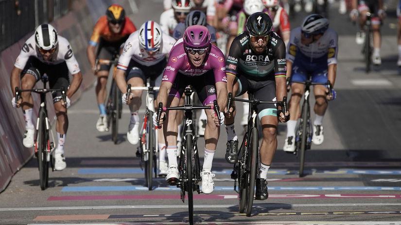 Taliansko Cyklistika Giro 7.etapa