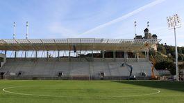 Futbalový štadión v Trenčíne