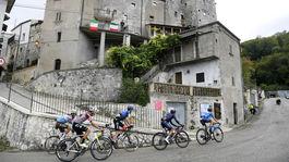 Giro, 9. etapa