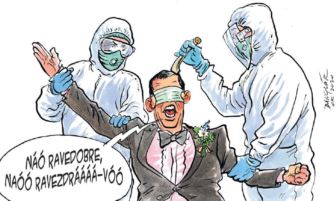 Karikatúra 12.10.2020
