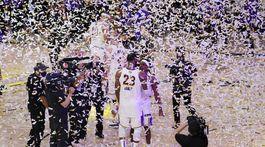 Los Angeles Lakers, konfety