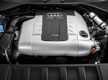 Audi - motor 3,0 TDI