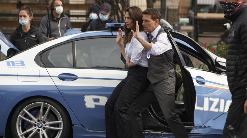 Italy Mission Impossible 7