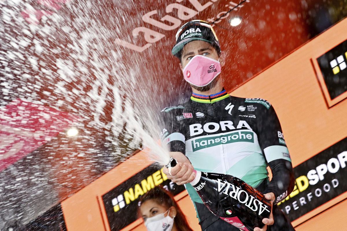 Giro d'Italia, sagan