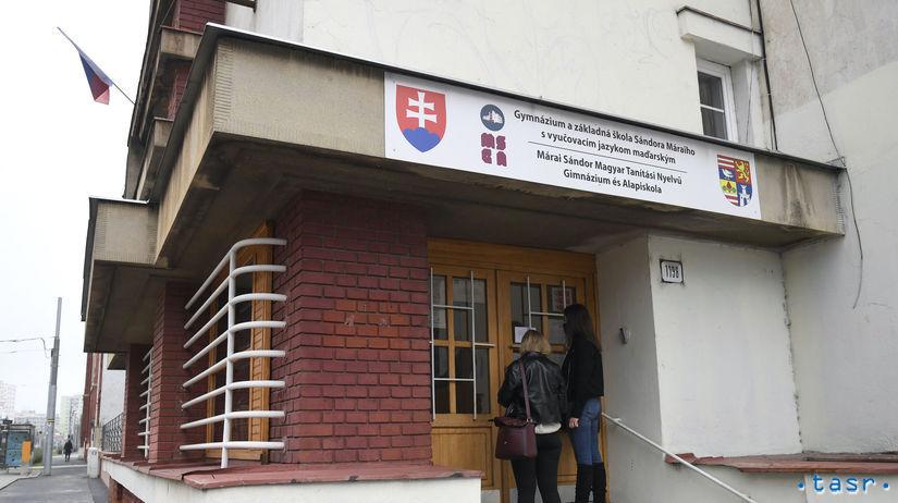 Košice, škola, stredná škola