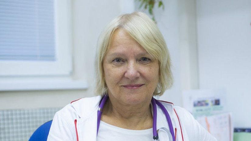 Mária Šustrová, doktorka, Downov syndróm
