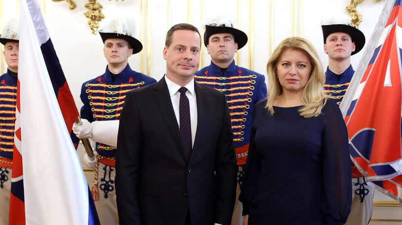 Andrej Droba, Zuzana Čaputová