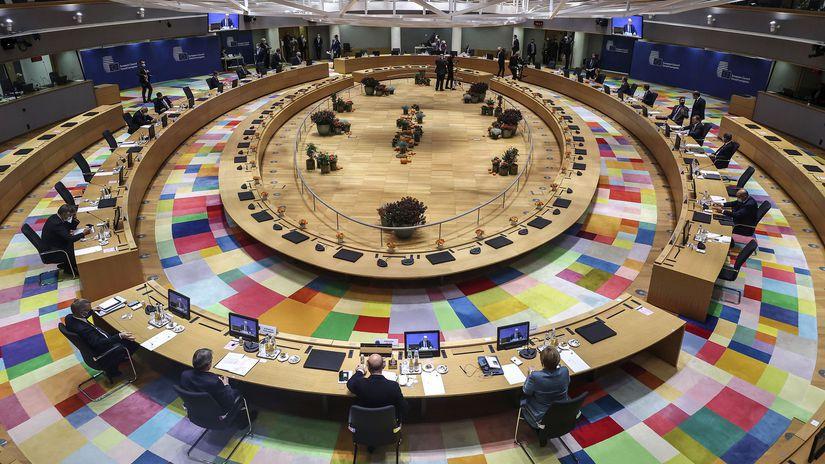 belgicko eú Summit brusel európska rada