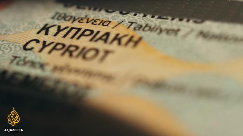 Cyprus / Zlaté víza / Pas /
