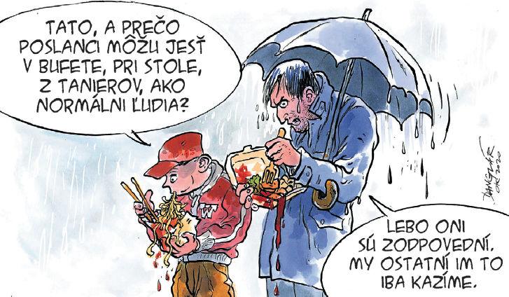 Karikatúra 15.10.2020