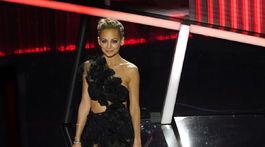 Podnikateľka a celebrita Nicole Richie vyzerala pôvabne.