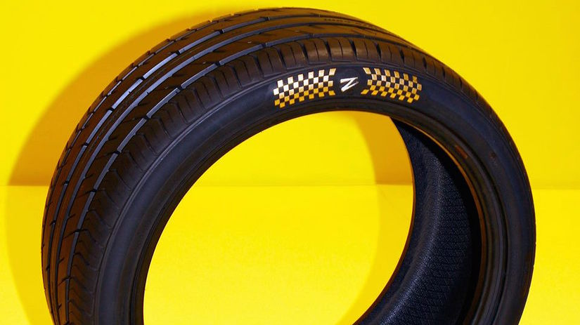 Z-Tyre, pneumatiky