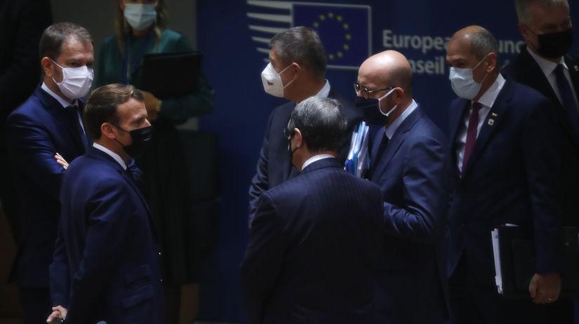 Belgicko EÚ summit druhý deň