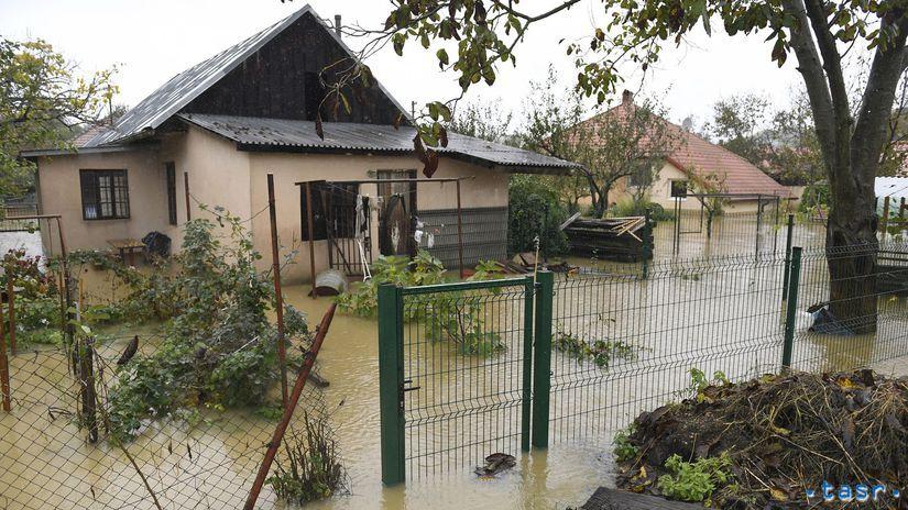 Jasov počasie záplavy