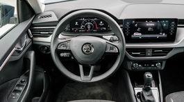 Škoda Kamiq 1,5 TSI - 2020