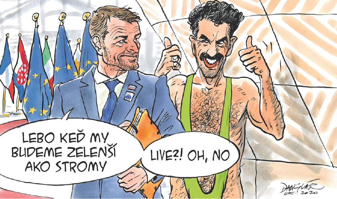 Karikatúra 17.10.2020