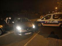 Francúzsko útok sťatie útok polícia