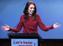 APTOPIX New Zealand Election