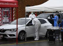 Košice koronavírus odbery mesto armáda
