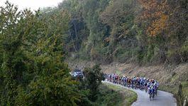 Cyklisti, 16. etapa