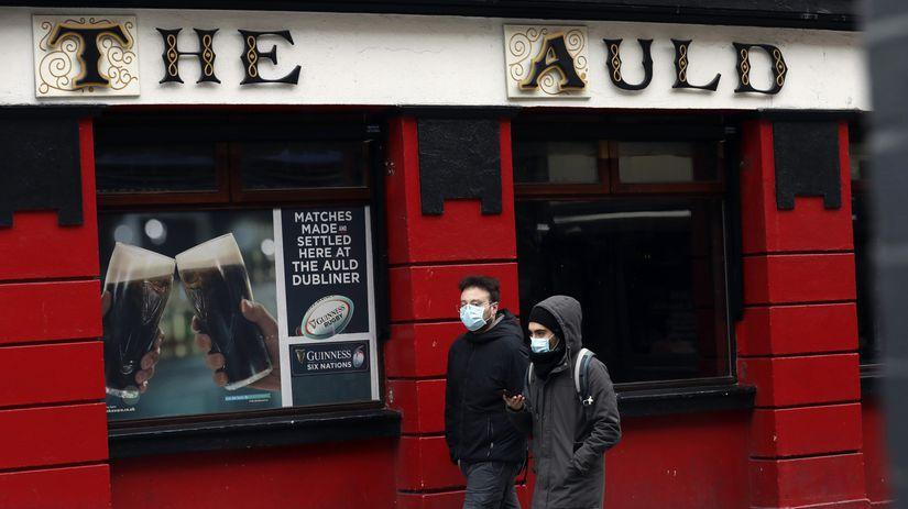 Ireland Virus Outbreak