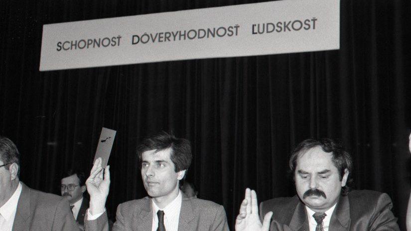 Peter Weiss, Pavol Kanis, SDĽ