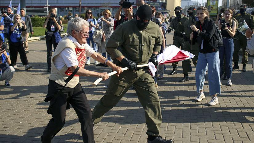 bielorusko nina beginská