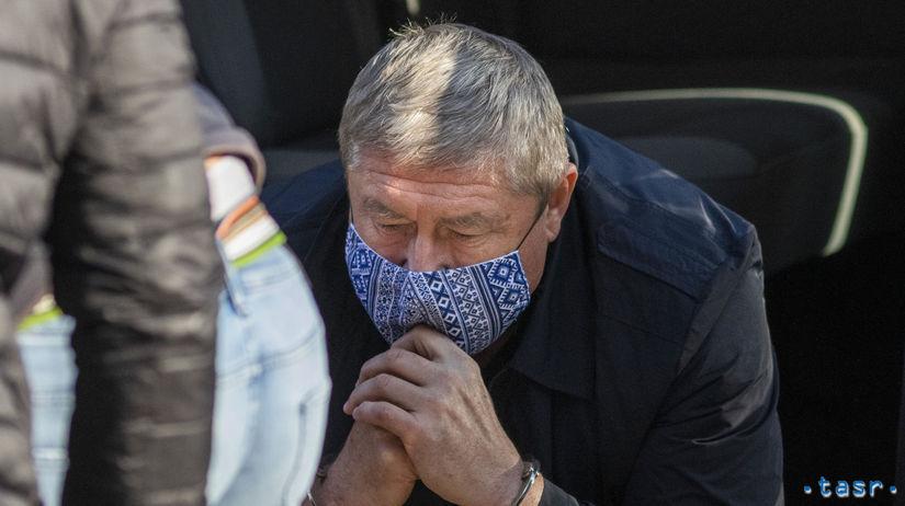 Dušan Kováčik, zadržanie, NAKA