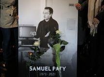 Francúzsko učiteľ vražda Paty