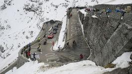 Italy Giro Cycling Stelvio