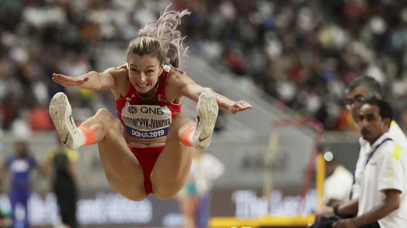 Anastasia Mirončiková-Ivanovová