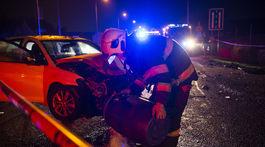 Bratislava, NR SR, Kollár, autonehoda