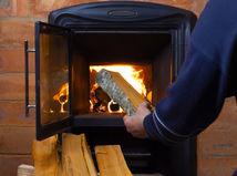 kozub, kachle, oheň, kúrenie, teplo, drevo