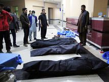 Afganistan Kábul Atentát