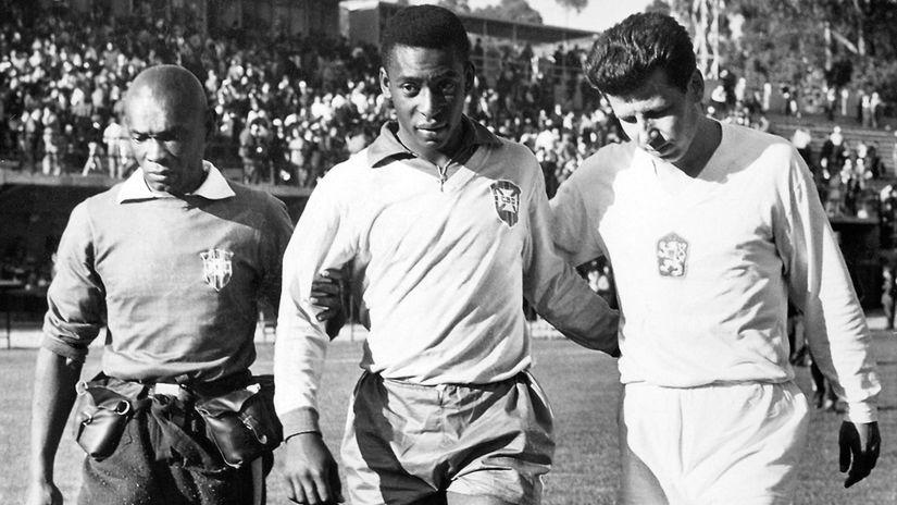 Pelé, Josef Masopust