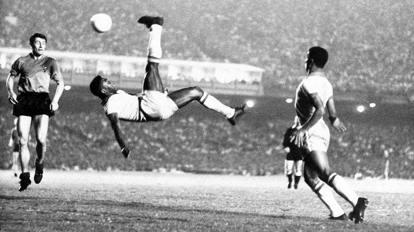 Pelé, Rio