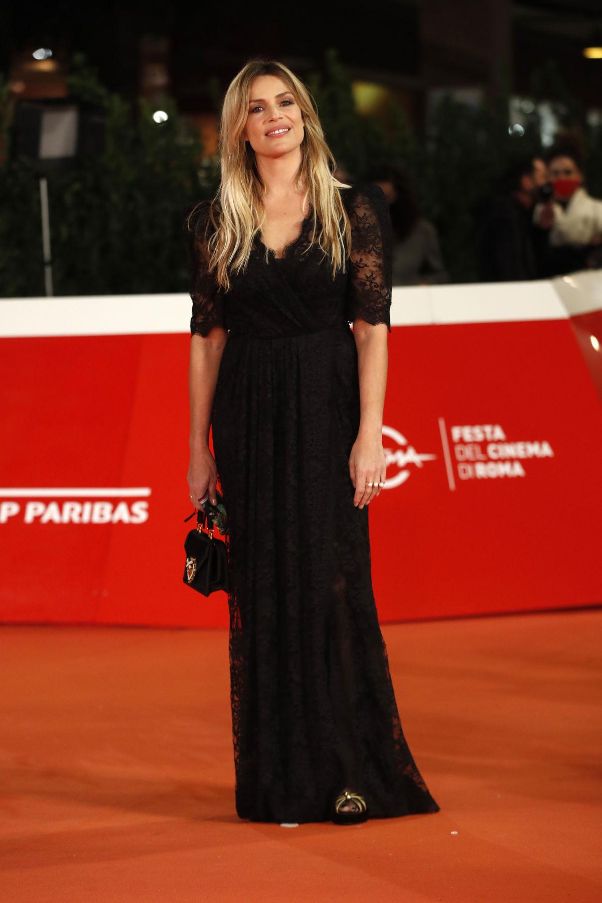 Herečka Micaela Ramazzotti predstavila v Ríme...