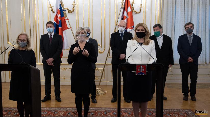 vedci, Zuzana Čaputová, Krčméry, Pastoreková